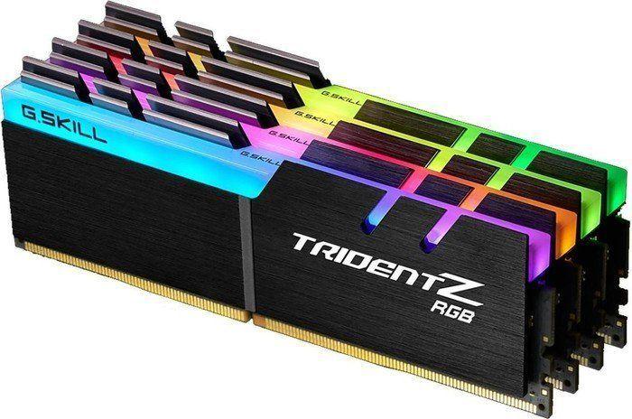 Pamięć G.Skill Trident Z RGB, DDR4, 64 GB, 2400MHz, CL15 (F4-2400C15Q-64GTZRX) 1