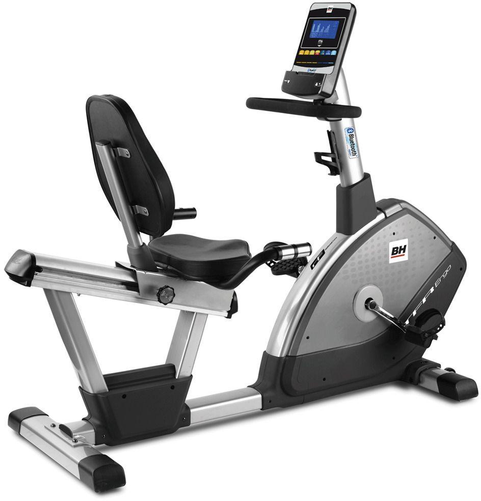 BH Fitness Rower magnetyczny i.TFR Ergo Bluetooth (H650I) 1