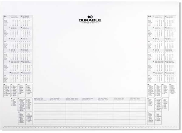 Durable Wkład Do Podkładu Durable (7292-02 N) 1