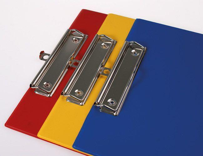 Biurfol Deska z klipem A4 szara (KH-09-09) 1