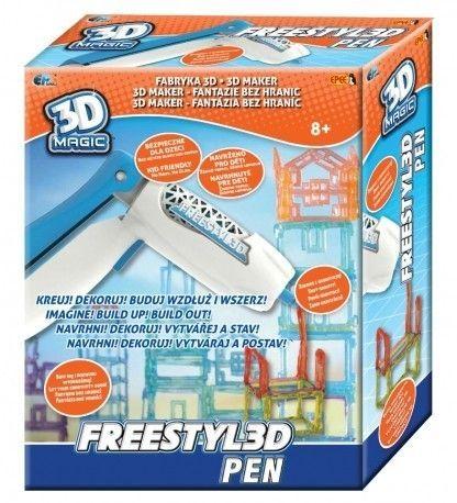 Epee 3D Magic Fabryka 3D. Pen - urządzenie (GXP-601272) 1