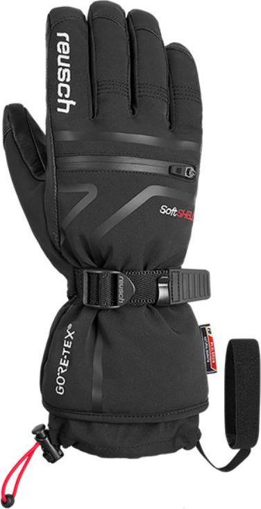 a02a40191d211 REUSCH rękawice narciarskie męskie Down Spirit GTX® czarne r. 7.5  (46/01/355)