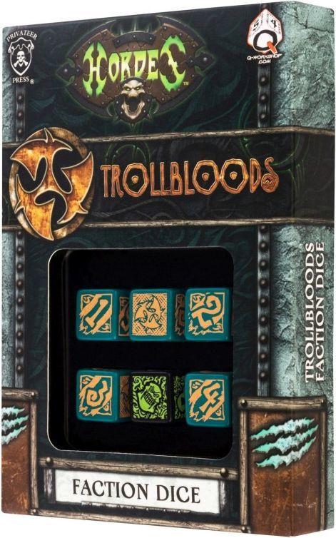 Q-Workshop Komplet Hordes - Frakcja Trollbloods 1