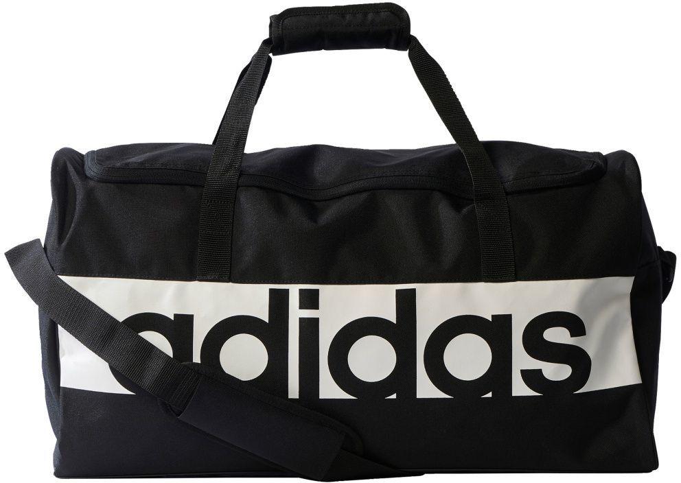 3cf47c8f0d2ac Adidas Torba sportowa Linear Performance Teambag Medium czarna (S99959)