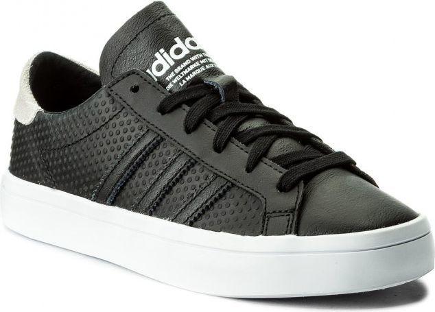 Adidas Originalals Court Vantage Trainers W Kolorze Białym