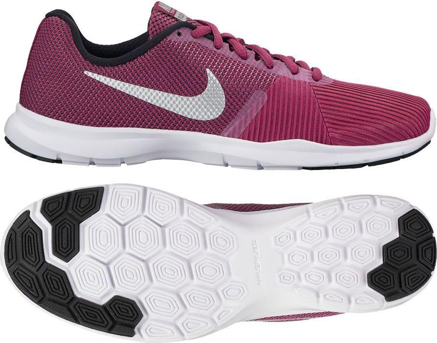 sklep najniższa cena stabilna jakość Nike Buty Sportowe Damskie Flex Bijoux Różowe r. 39 - (881863-601) ID  produktu: 1649625
