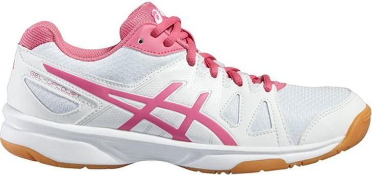 Asics Buty Sportowe Dziecięce Gel Upcourt Biało Różowe r. 36 (C413N 0120) ID produktu: 1649718