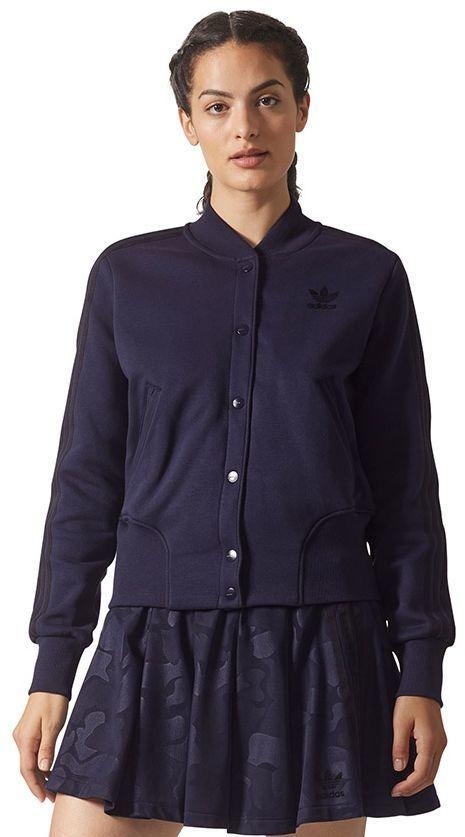 sprzedaż obuwia najbardziej popularny sklep z wyprzedażami Adidas Bluza damska Collegiate granatowa r. 40 (BS4314) ID produktu: 1650128
