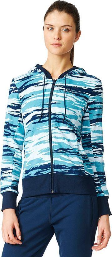 Sklep: bluza adidas essentials hoody all over print ay4877