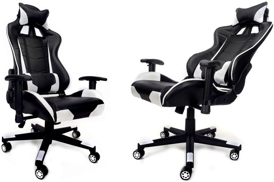 fotel gamingowy xgame bialy