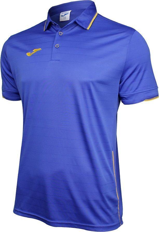 7fd7fc991019a Joma sport Koszulka męska polo Torneo niebieska r. M (100150.708) w  Sklep-presto.pl