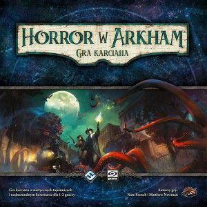 Galakta Horror w Arkham Zestaw Podstawowy (254089) 1