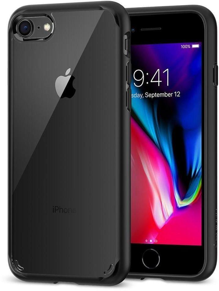 Spigen Etui Ultra Hybrid 2 Black do iPhone 7/8 1