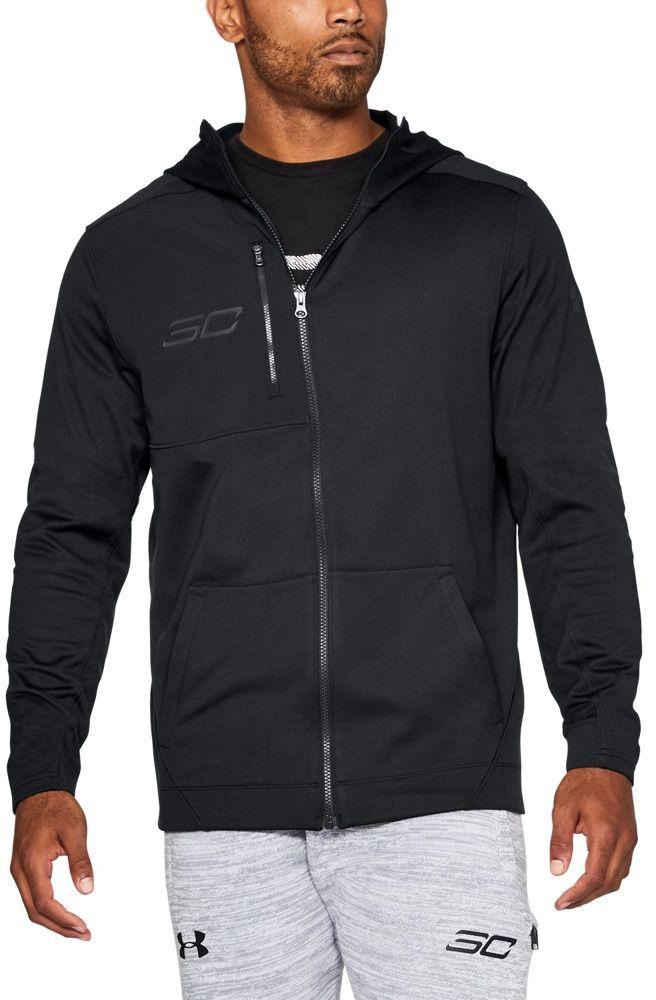 0230dd986cce5 Under Armour Bluza męska SC30 Perf Warm Up Jacket czarna r. M (1298372-001)  w Sklep-presto.pl