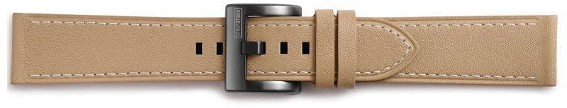 Samsung Klasyczny skórzany pasek do smartwatcha Gear (GP-R600BREEBAA) 1