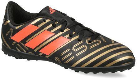 Pierwsze spojrzenie wyglądają dobrze wyprzedaż buty sklep w Wielkiej Brytanii Adidas Buty piłkarskie Nemeziz Messi Tango 17.4 TF czarno-złoto-czerwone r.  30 (CP9217) ID produktu: 1655611