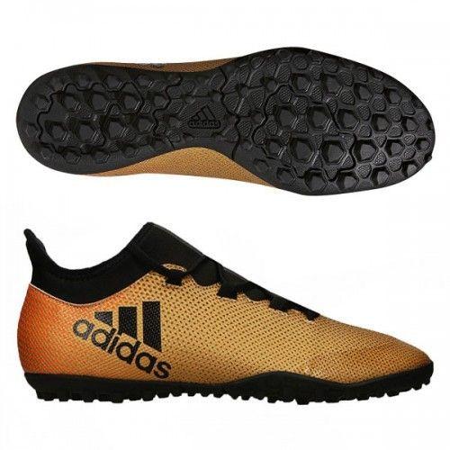 Adidas Buty Piłkarskie X Tango 17.3 TF Złote r. 44 (CP9135) ID produktu: 1655638