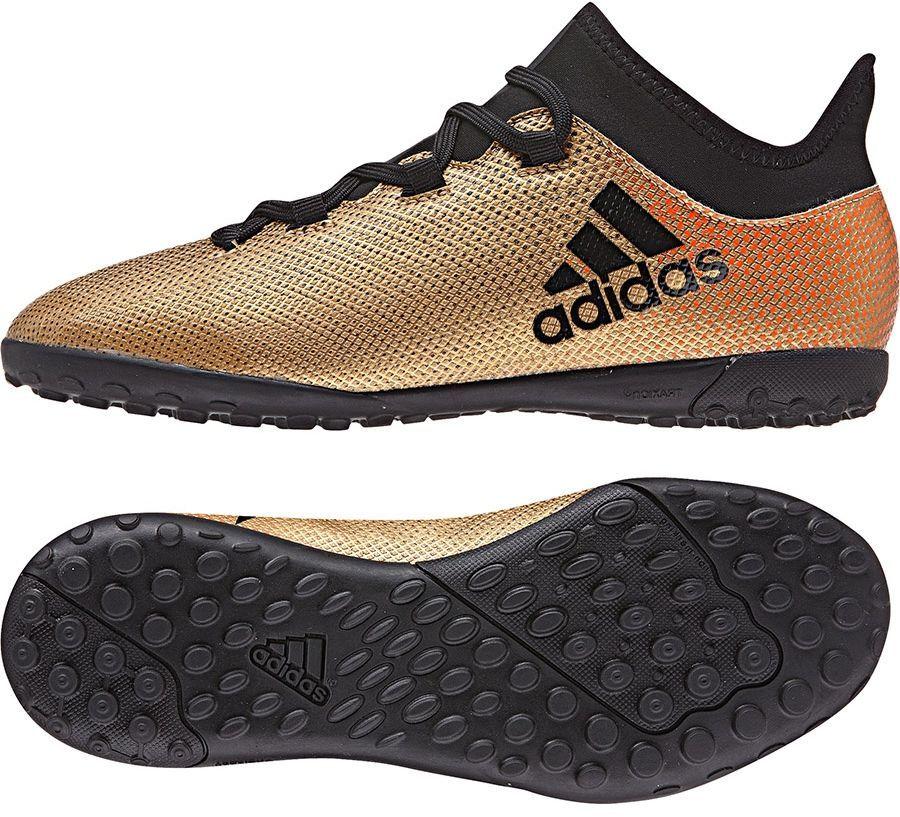 f887f8b5daef8 Adidas Buty Piłkarskie X Tango 17.3 TF J Złote r. 37 1/3 (CP9024) w Sklep -presto.pl