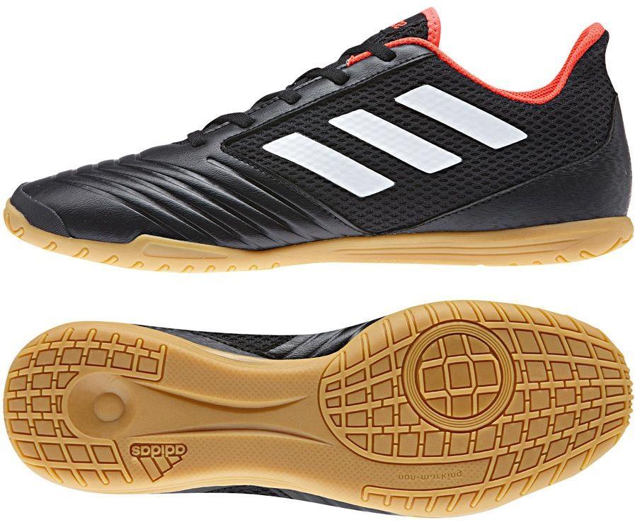 rozsądna cena popularne sklepy klasyczne buty Adidas Buty halowe męskie Predator Tango Sala 18.4 IN Czarny r. 44 2/3 -  (CP9286) ID produktu: 1655882