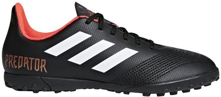 Adidas Buty piłkarskie Predator Tango 18.4 TF Jr czarne r. 36 23 (CP9095) ID produktu: 1655962