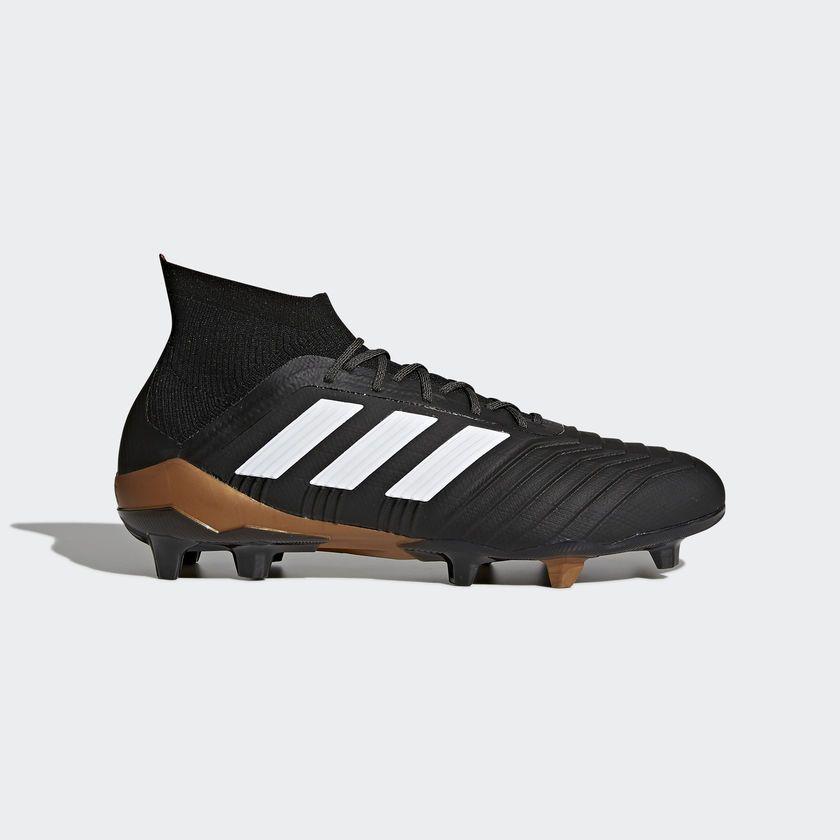 najniższa cena wylot przystępna cena Adidas Buty piłkarskie Predator 18.1 FG czarne r. 46 - (BB6354) ID  produktu: 1656006