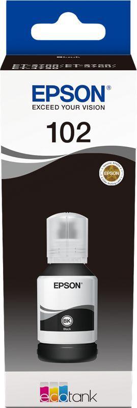Epson Tusz 102 ECOTANK (BLACK) 1