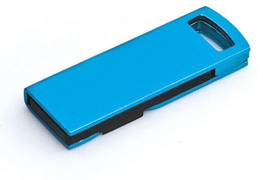 Pendrive MicroMemory Slide 32GB Blue (MM0072-2.0-032GB) 1