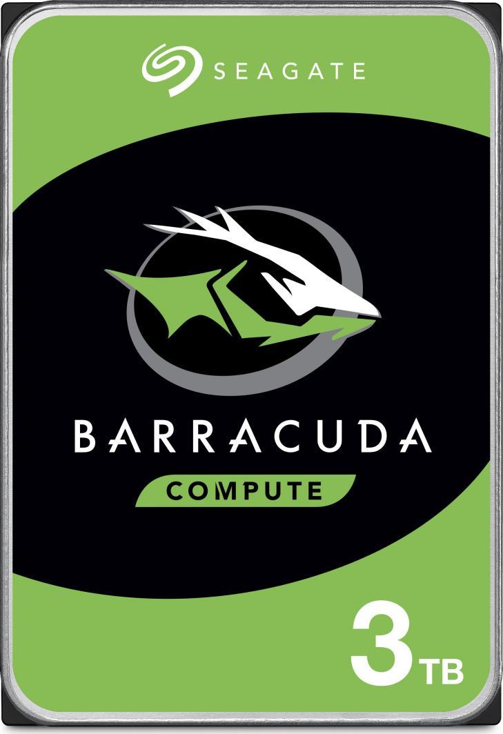 """Dysk Seagate BarraCuda 3 TB 3.5"""" SATA III (ST3000DM007) 1"""
