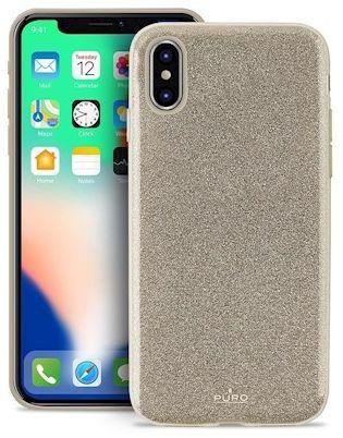 Puro Puro nakładka Glitter Shine do iPhone X (AKGETPUROET00066) 1