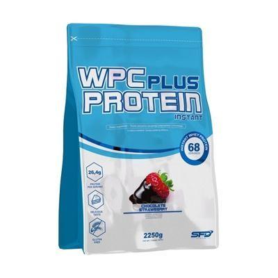 bc4426f9073c91 SFD WPC Protein plus Blueberry 2250g w Sklep-presto.pl