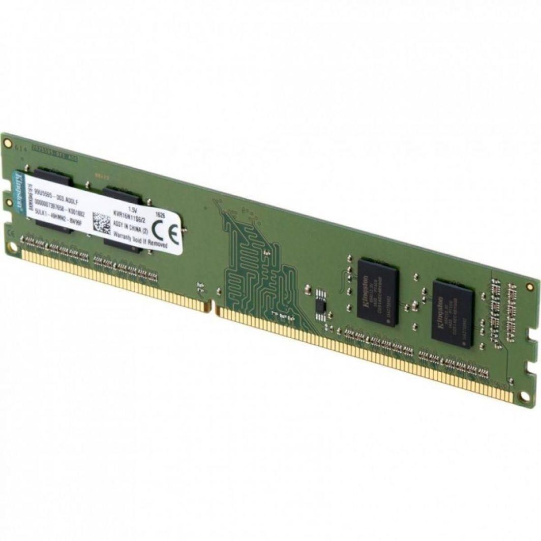 Pamięć Kingston ValueRAM, DDR4, 4 GB, 2400MHz, CL17 (KVR24N17S6/4) 1
