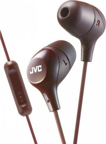 Słuchawki JVC HA-FX38M (HA-FX38MTE) 1