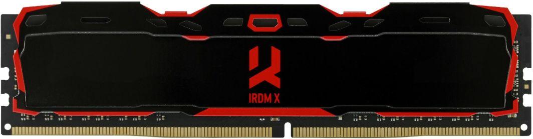 Pamięć GoodRam IRDM X, DDR4, 8 GB, 3000MHz, CL16 (IR-X3000D464L16S/8G) 1