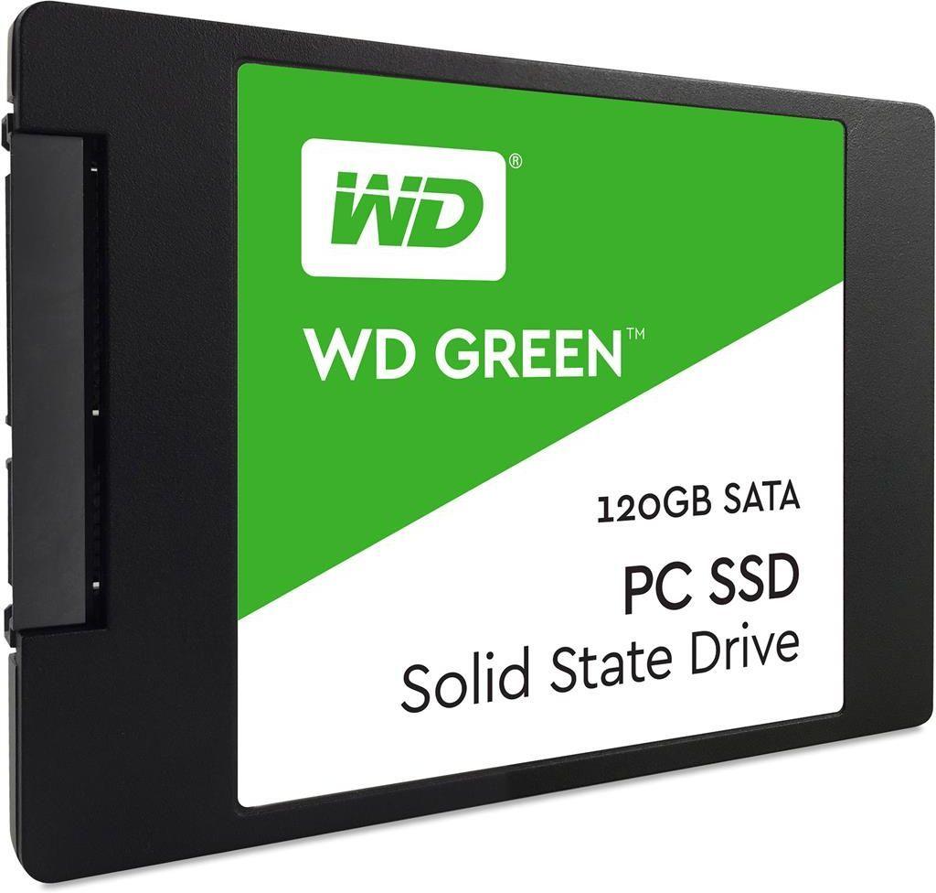 """Dysk SSD WD Green 120 GB 2.5"""" SATA III (WDS120G2G0A) 1"""