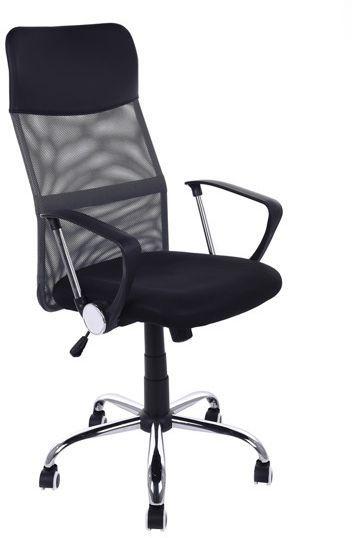Krzesło biurowe Funfit Xenos Compact Czarny 1