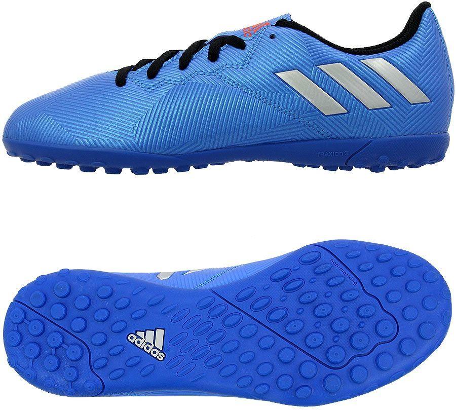 Adidas Buty piłkarskie MESSI 16.4 TF J S79660 niebieskie r. 33 (17472) ID produktu: 1665667