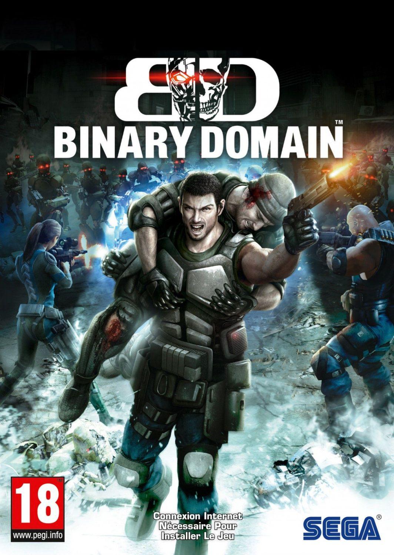 Binary Domain, ESD 1