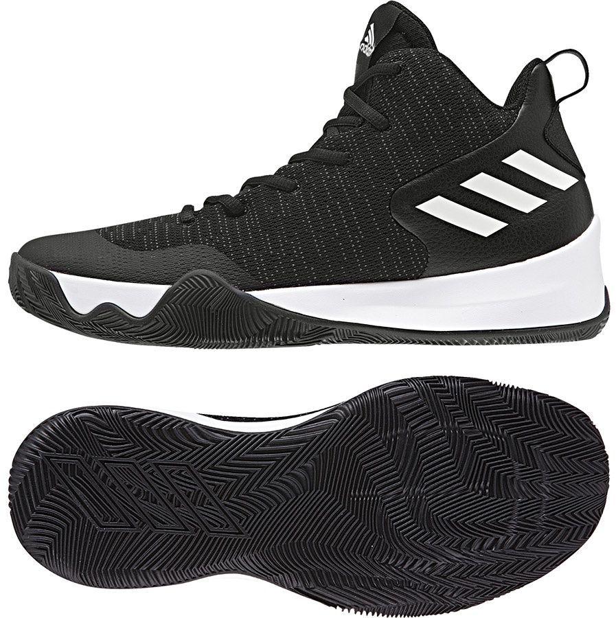 sale retailer 6c321 6fe3a Adidas Buty męskie Explosive Flash czarne r. 48 (CQ0427) w Sklep-presto.pl