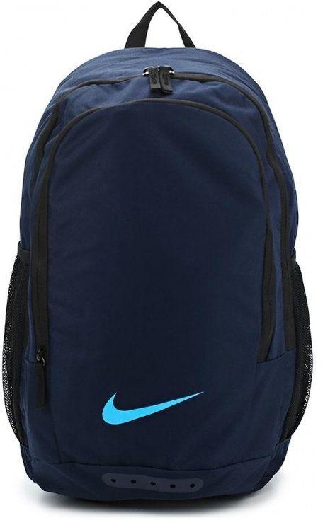 8a7bd1f3e1db3 Nike Plecak Nike Academy Backpack granatowy (BA5427 481) w Sklep-presto.pl