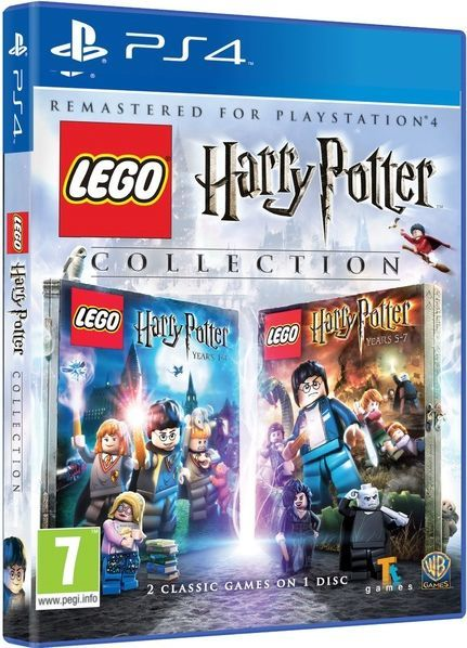 Lego Harry Potter Collection 1
