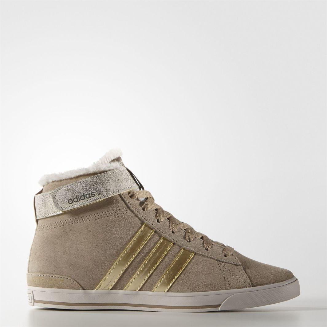 Adidas Buty damskie Neo Daily Twist Mid Selena Gomez beżowe r. 40 (F98703)