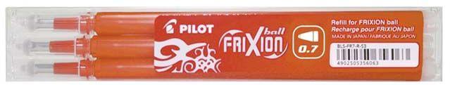 Pilot Wkład do pióra Frixion (PIRBLS-FR7-O-S3) 1
