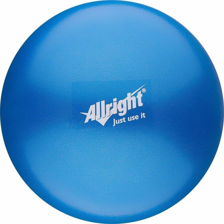 Allright Piłka do ćwiczeń Over Ball 26cm niebieska (FIPG26P/B) 1