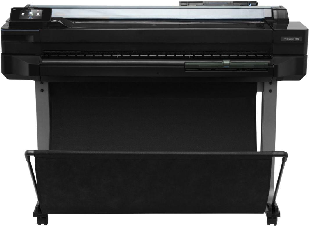 "Ploter HP DesignJet T520 91cm 36"" (CQ893C#B19) 1"