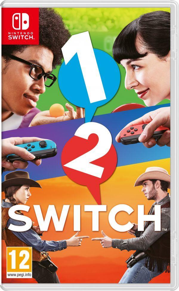 Nintendo 1-2-Switch 1