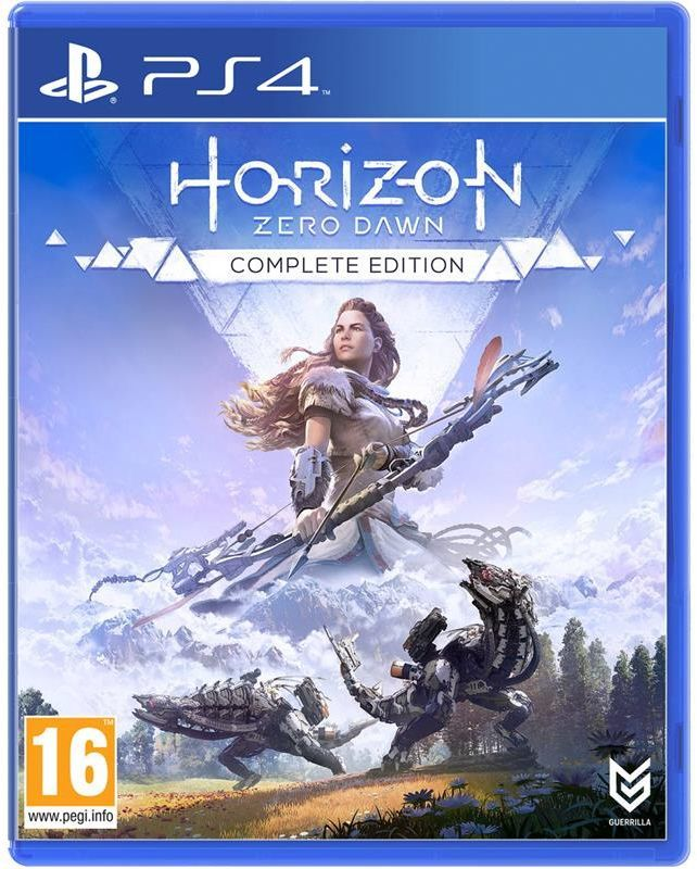 Horizon Zero Dawn Complete Edition PS4 1