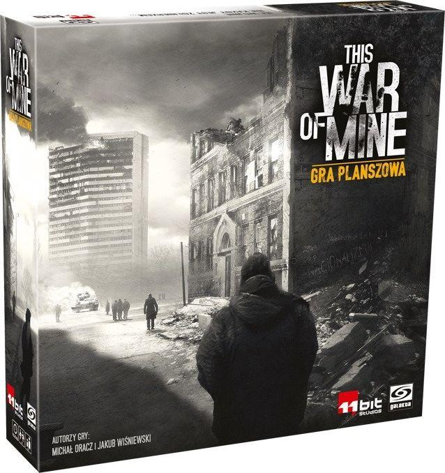 Galakta This War of Mine: The Board Game (Polska edycja) (265620) 1