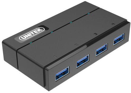 HUB USB Unitek Y-HB03001 1
