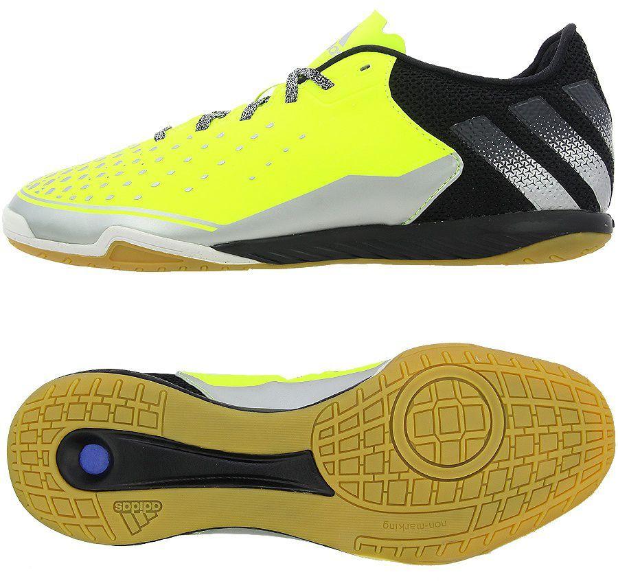 Adidas Buty Halowe Męskie Ace 16.2 Court Czarno Żółty r. 43 13 (S31932) ID produktu: 1677536