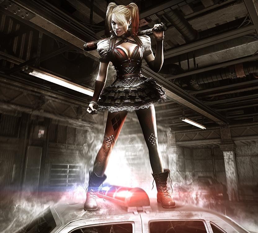 Batman: Arkham Knight - Harley Quinn DLC PC, wersja cyfrowa 1